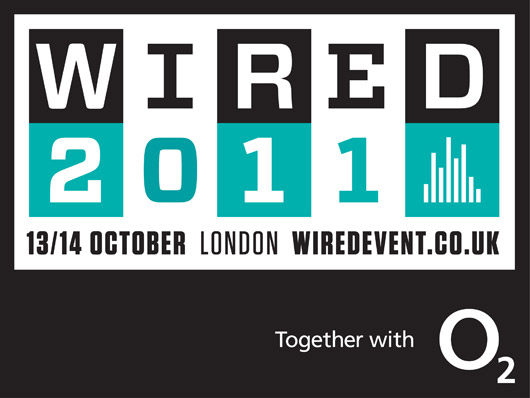 Wired conference logo